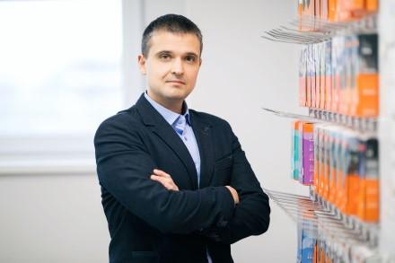 ACME prekės ženklo vadovas Mindaugas Laurinaitis