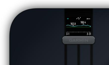 """""""Garmin"""" pristatė išmaniąsias svarstykles """"Index S2"""""""