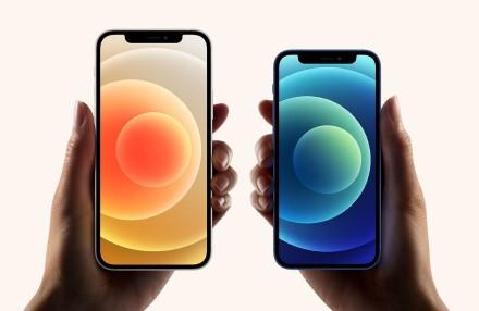 """""""iPhone 12 Mini"""" baterija nuvils: mažas dydis turi ir neigiamą efektą"""