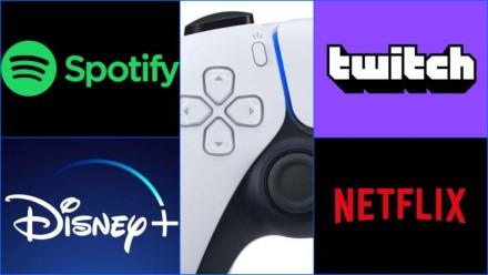 """""""Netflix"""", """"Spotify"""" ir kitos transliavimo platformos bus pritaikytos """"Playstation 5"""""""