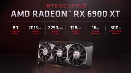 """AMD atskleidė """"RX 6900XT"""", """"RX 6800XT"""" ir """"RX 6800"""" vaizdo plokštes"""