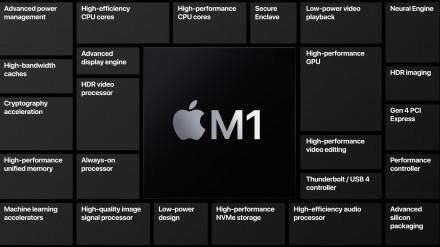 """""""MacBook Air"""" su """"M1"""" lustu aplenkė galingiausią """"MacBook Pro"""""""