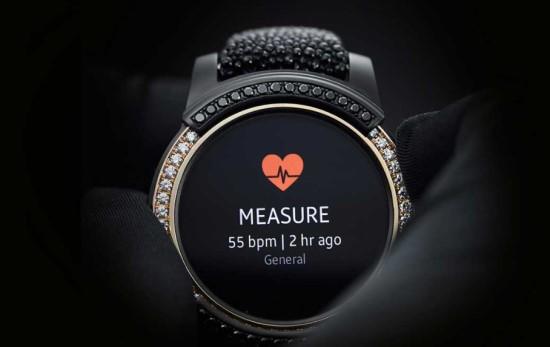 """De Grisogono Samsung Gear S2"""