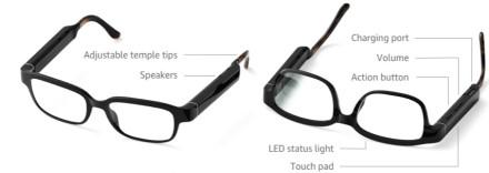 """""""Amazon"""" pristatė išmaniuosius akinius"""