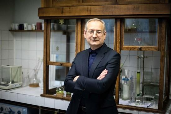 KTU profesorius Vytautas Getautis