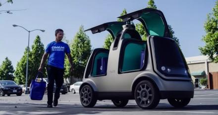 Amerikiečiams siuntas kitąmet pristatys robotai: veš maistą ir vaistus