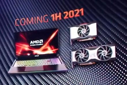AMD vidutinės spartos vaizdo plokštes planuoja išleisti pirmoje 2021 m. pusėje