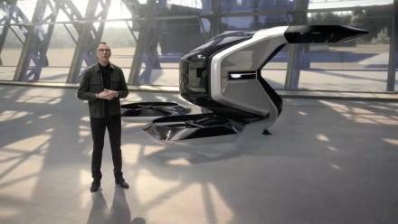 Žinomas JAV automobilių gamintojas pristatė autonominę keleivinę skraidyklę