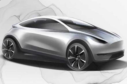 """""""Tesla"""" pav."""