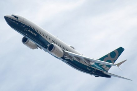 """""""Boeing 737 MAX"""" © pjs2005 (CC BY-SA 2.0) 