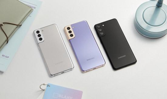 """""""Samsung"""" pristatė naujausią flagmanų """"Galaxy S21"""" seriją"""