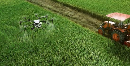 Skaitmeninės technologijos drebina tradicinio žemės ūkio pamatus