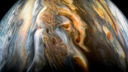 Jupiteris / NASA/Caltech nuotr.