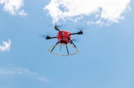 """""""Merican Robotics"""" kuria autonominius dronus įvairioms sritims © """"Merican Robotics"""""""