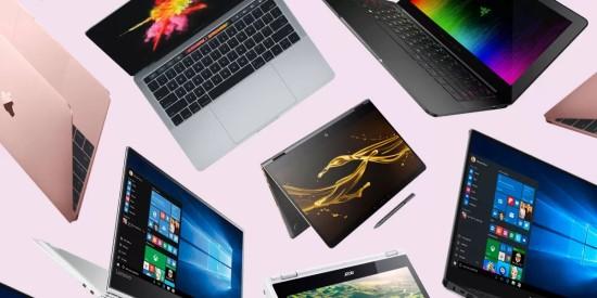 Geriausių nešiojamų kompiuterių gidas 2021 metams