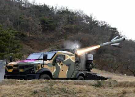 NLOS Pietų Korėjoje © Pietų Korėjos gynybos ministerija