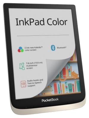 """PocketBook"" pristato naują spalvotą e. skaityklę – ""PocketBook InkPad Color"""