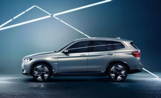 """BMW iX3"" (laukiama: iki 2022 metų)"
