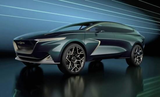 """""""Lagonda All-Terrain"""" (tikimasi išvysti: 2023 metais)"""