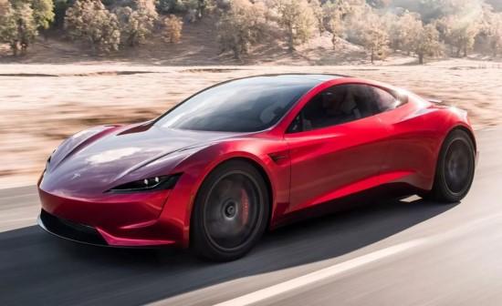 """""""Tesla Roadster"""" (laukiama: 2022 metais)"""