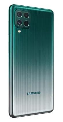 """""""Samsung"""" svetainėje pasirodė išmanusis telefonas """"Galaxy M62"""""""