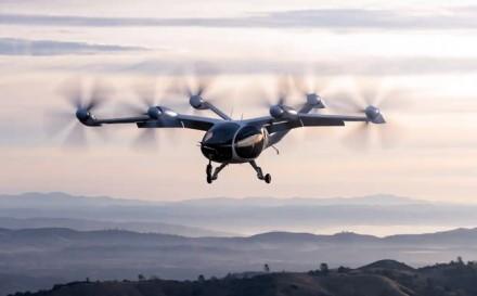 """""""Joby Aviation"""" kuria štai tokį elektrinį orlaivį © Gamintojo nuotrauka"""