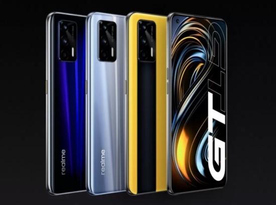 """""""Realme"""" pristatė telefoną """"Realme GT"""""""