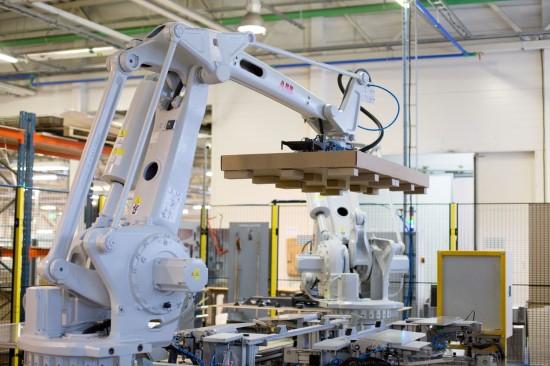 Robotai pramonėje