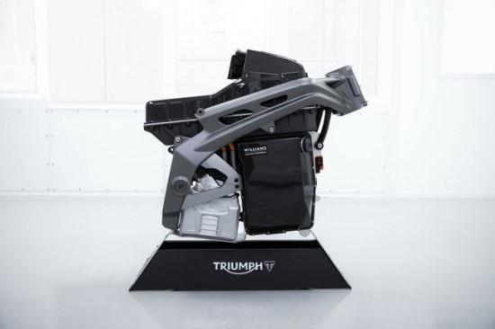 Integruotas TE-1 galios modulis © Gamintojo nuotrauka