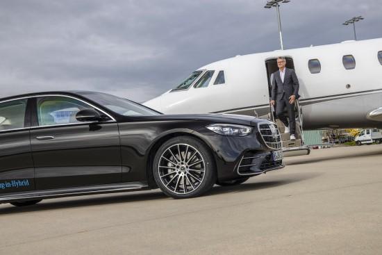 """Naujų technologijų pranašas – S klasės """"Mercedes-Benz"""""""