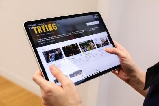 """Apžvalga: naujasis """"iPad Pro"""" su """"M1"""" lustu"""