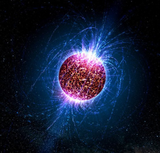 Wikimedia Commons / Casey Reedo / University of Pennsylvania Illustrations / Neutron Star by de Artist's Eyes