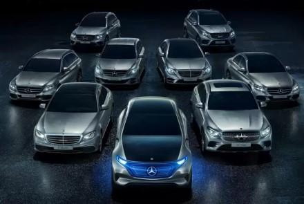 """""""Mercedes-Benz"""" fanai – ašarose: kompanija visam laikui atsisveikina su dyzeliniais ir benzininiais automobiliais"""