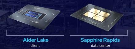 """""""Intel"""" atskleidė """"Alder Lake"""" dizainą, tiekimas prasidės šiemet"""