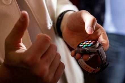 """Išmanusis laikrodis / """"Huawei"""" nuotr."""