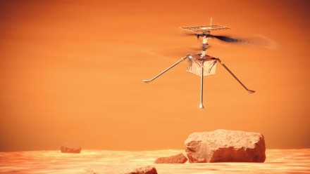 "Ką dabar veikia ""Ingenuity"" sraigtasparnis Marse?"