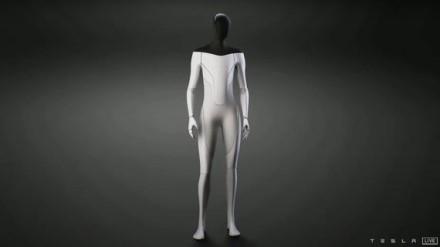 """""""Tesla"""" /""""Tesla"""" humanoidinio roboto prototipas"""