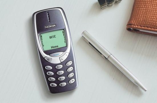 """Bitė Lietuva"" nuotr. / Nokia 3310"