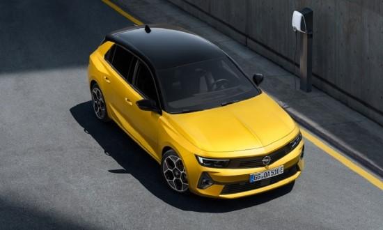 "Elektrinis ""Opel"" jau čia pat"