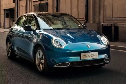 Kinai veržiasi į Europos automobilių rinką: katės pavadinimą gavęs modelis primins legendinį VW šedevrą