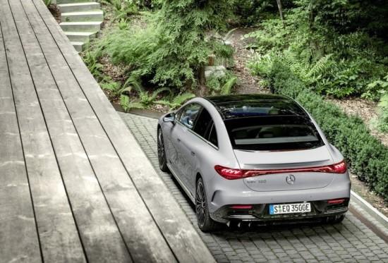 """""""Mercedes-Benz"""" e-mobilumo vizija"""