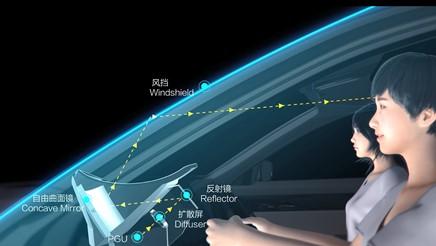 """Debiutavo naują vairavimo patirtį suteikiantis """"Huawei AR–HUD"""""""
