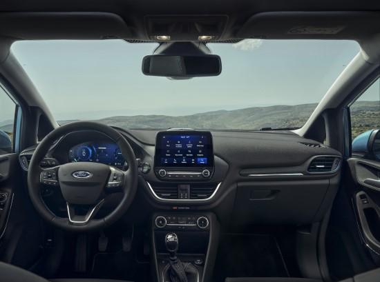 """""""Ford"""" pristato """"Fiesta"""" hečbeką bei sportiškąjį """"Fiesta ST"""""""