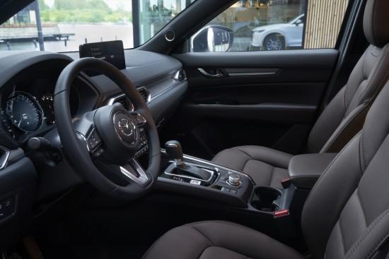 """Mazda"" atnaujino populiarųjį CX-5"