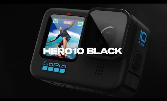 """""""GoPro"""" pristato naująją """"HERO10 Black"""" veiksmo kamerą"""