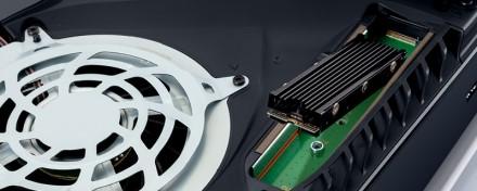 """""""PlayStation 5"""" didelis programinės įrangos leis naudoti savo M.2 SSD"""