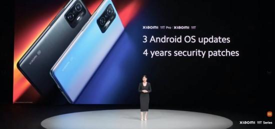 """""""Xiaomi"""" pristatė naujuosius """"11T"""" serijos telefonus"""