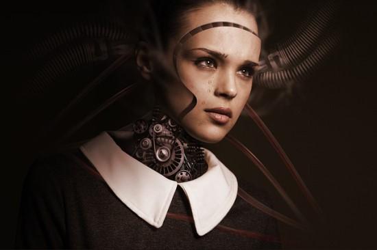 Akistata: kaip roboto žvilgsnis gali paveikti žmogaus smegenis?