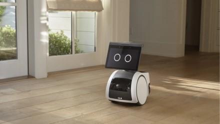 """""""Astra"""" – """"Amazon"""" namų robotas. Gamintojo nuotrauka"""