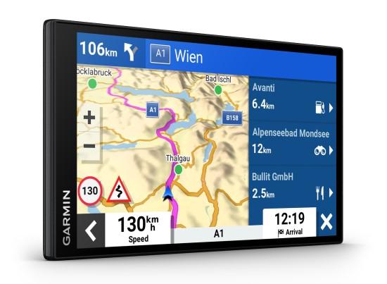 """Pasirodė """"Garmin DriveSmart"""" – navigacija saugesnėms ir patogesnėms kelionėms"""